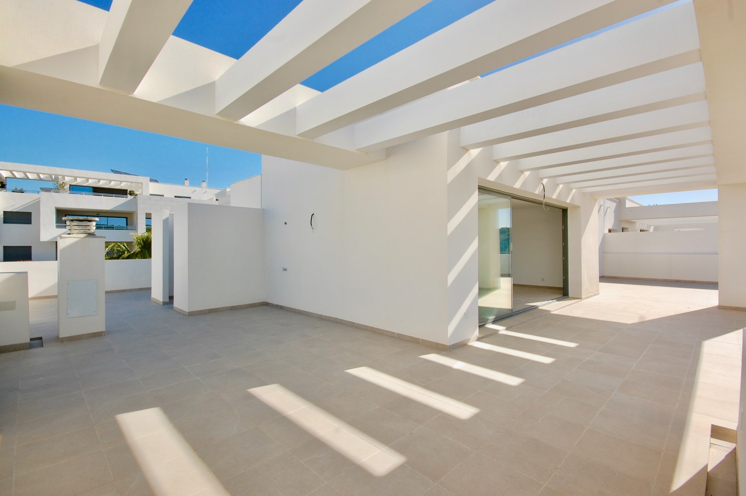 New penthouse for sale in Casares Golf - Casares - Costa del Sol